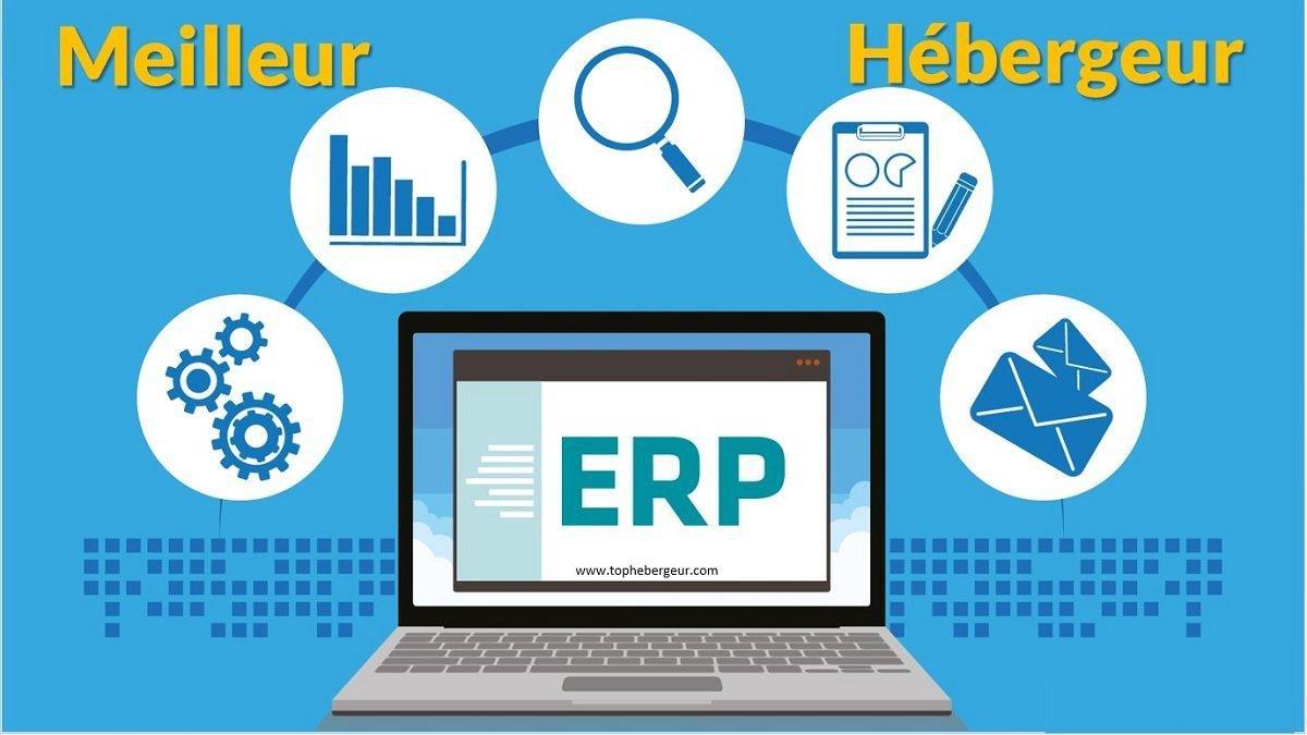 Meilleur Hébergeur ERP SaaS Cloud pour PME