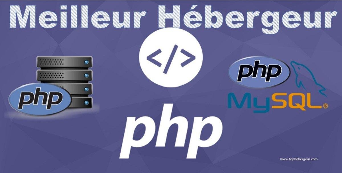 Hébergeur PHP avec MySQL