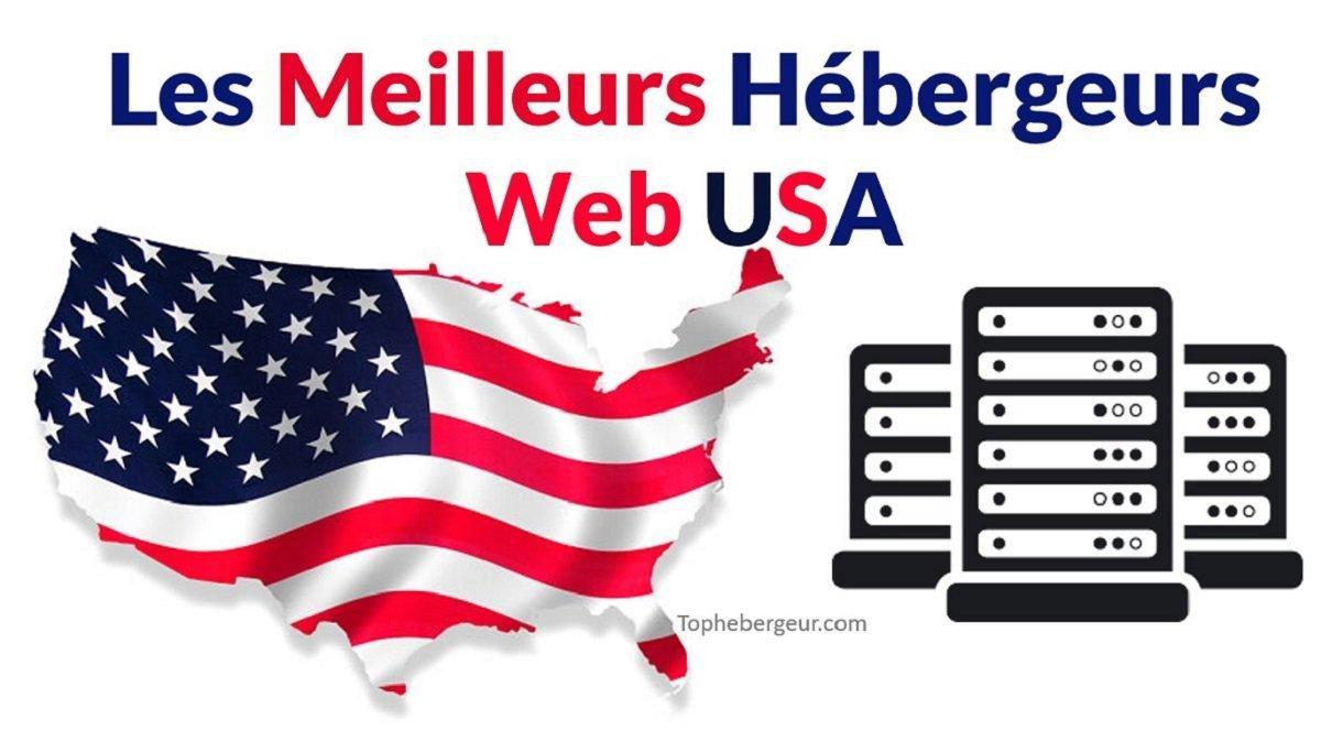 Meilleur hébergeur web USA