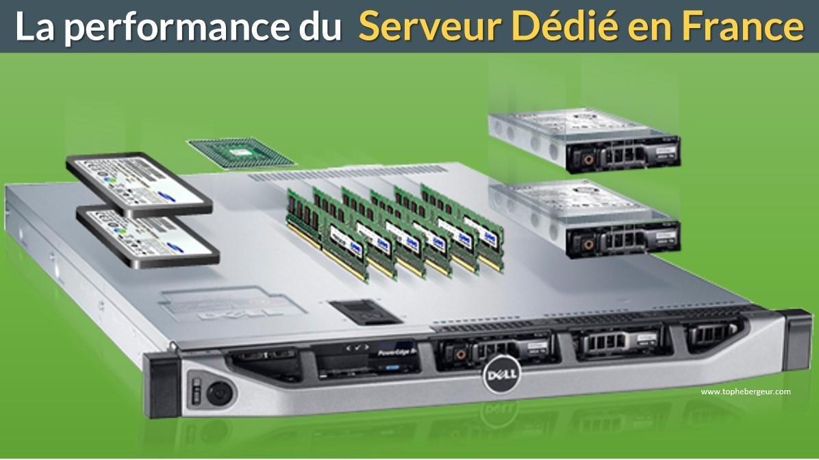 La performance des serveurs dédiés Français