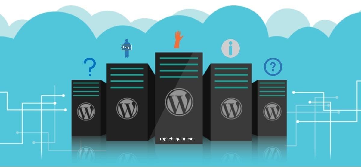 Comment choisir un hebergeur WordPress ?
