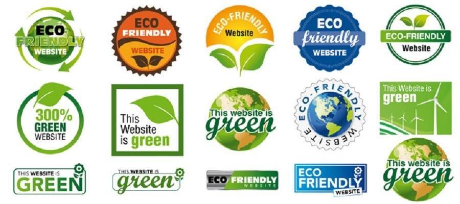 revendications écologiques des hébergeurs vert