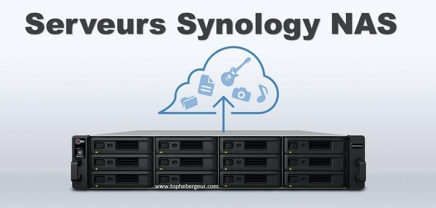 Les serveurs Synology NAS