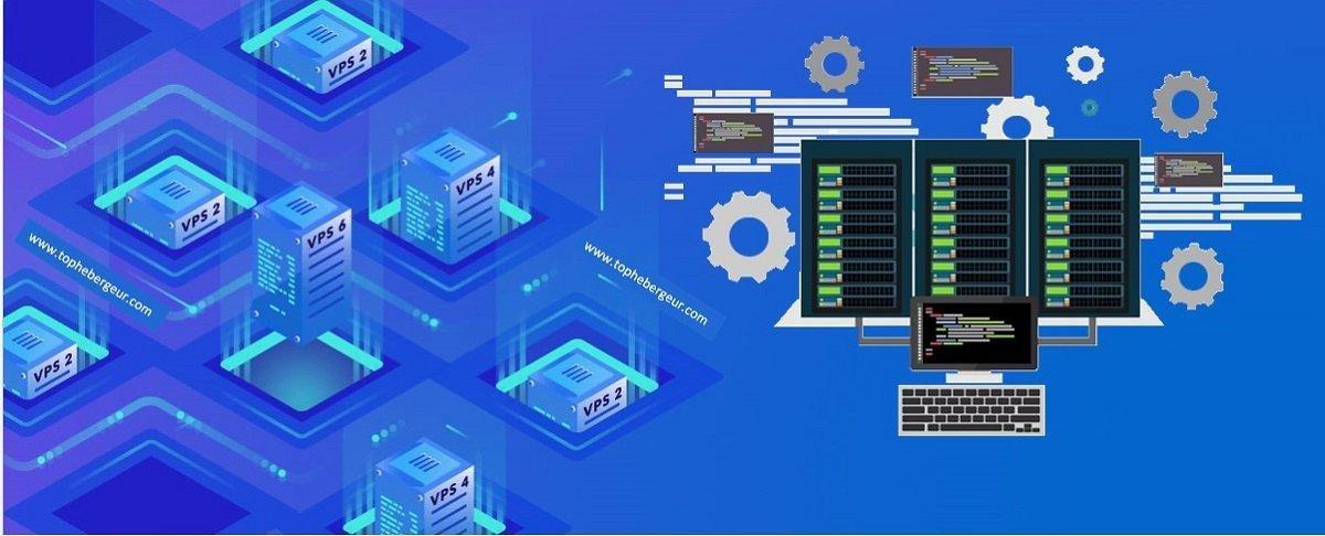Installation logiciels sur serveur privé virtuel pas cher