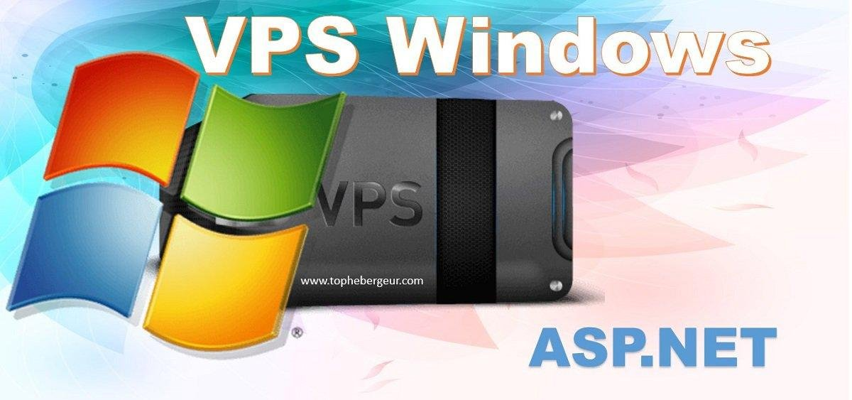 VPS Windows avec ASP.NET